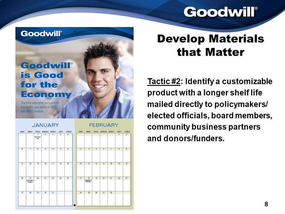 Tactic #3: Develop a flexible information toolkit with templates, to be used at both the state and local levels.