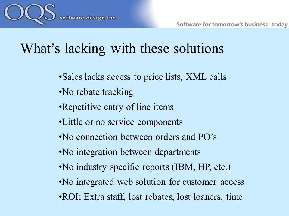 Key BOSS Modules