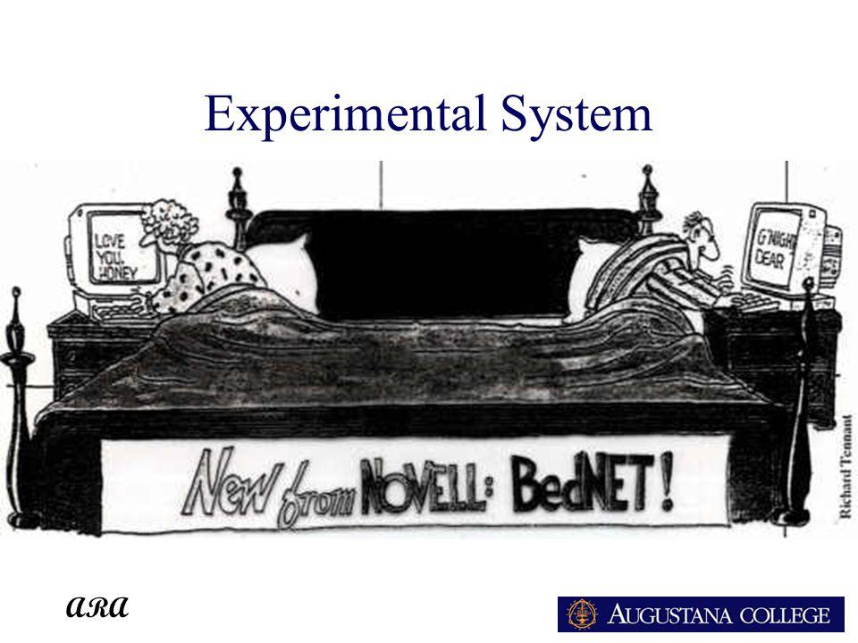 ARA Experimental System