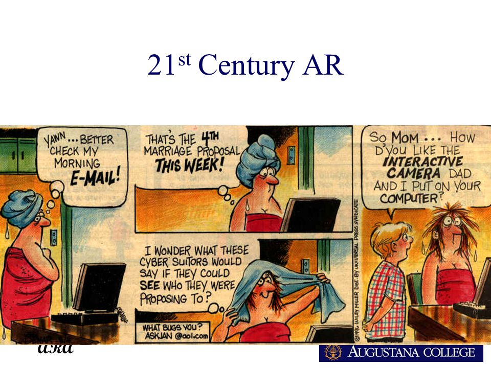 ARA 21 st Century AR
