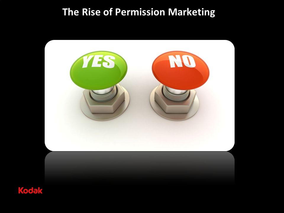The Rise of Permission Marketing