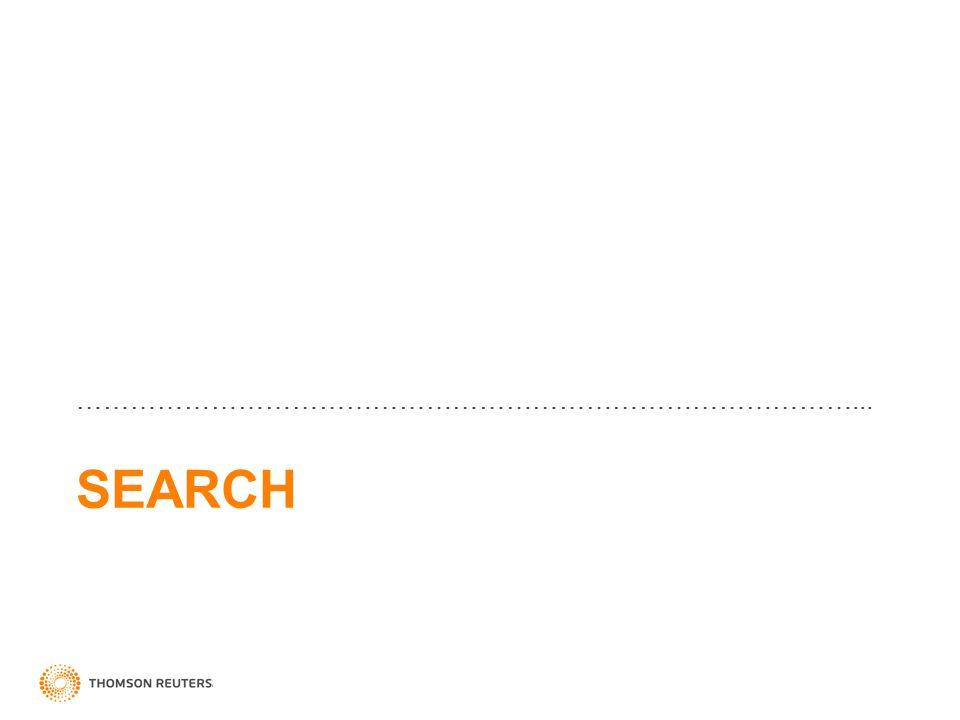 SEARCH ……………………………………………………………………………...