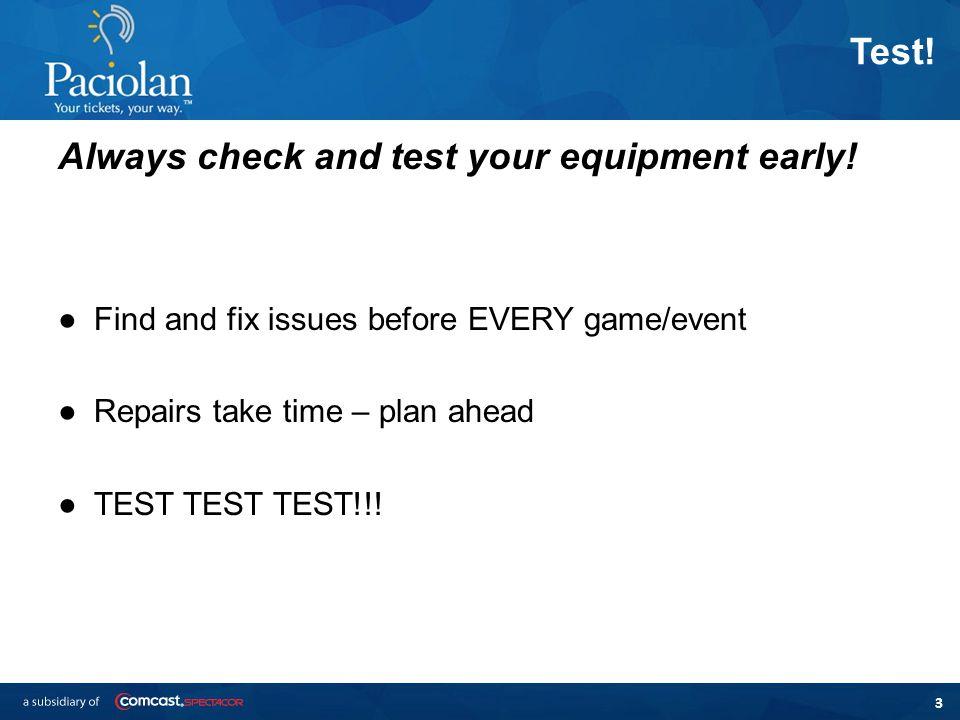 3 Test.