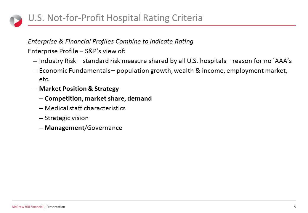 5 McGraw Hill Financial | Presentation U.S.