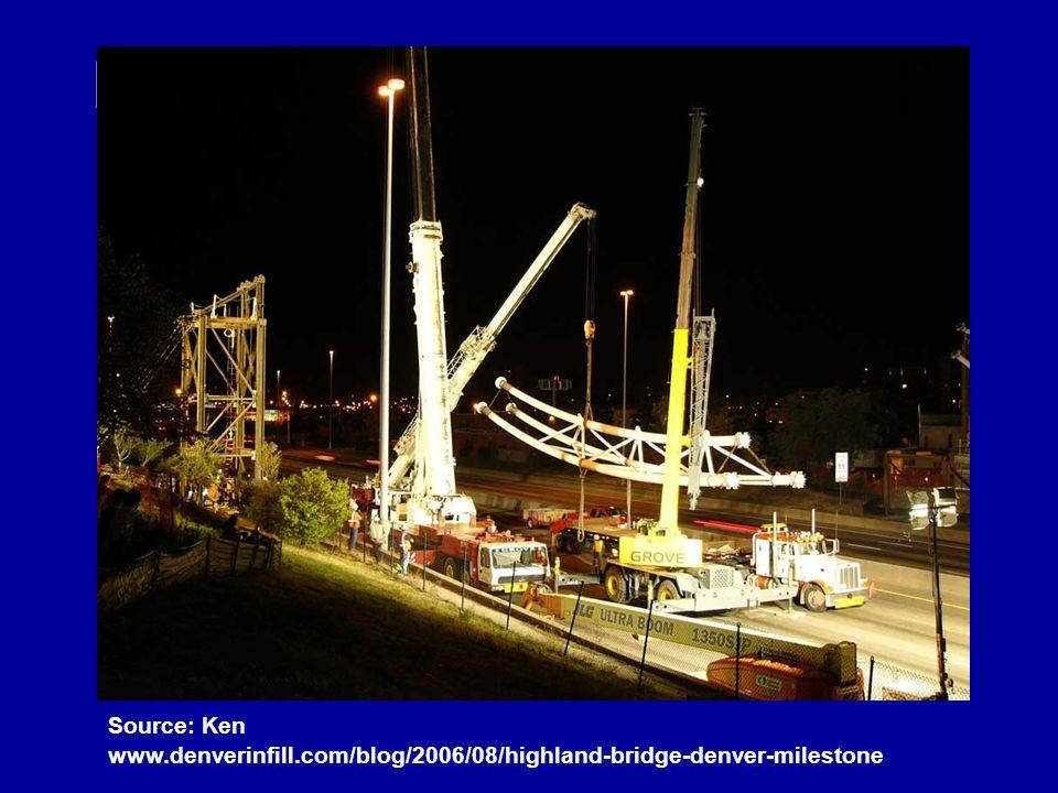 Highland Bridge – Denver, CO Source: Ken www.denverinfill.com/blog/2006/08/highland-bridge-denver-milestone
