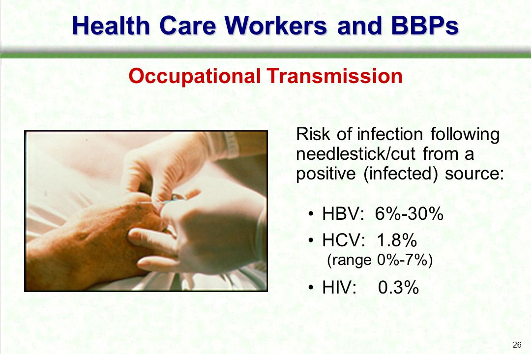 27 Exposure determination Exposure controls Training and Hazard Communication Hepatitis B Vaccine Post exposure evaluation & follow-up Recordkeeping Exposure Control Manual Exposure Control Plan Ask your Supervisor/PI where copy is located To eliminate/minimize your risk of exposure