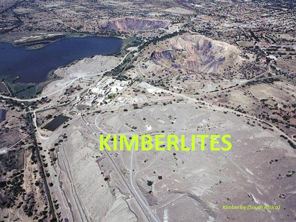When were kimberlites formed: 2.
