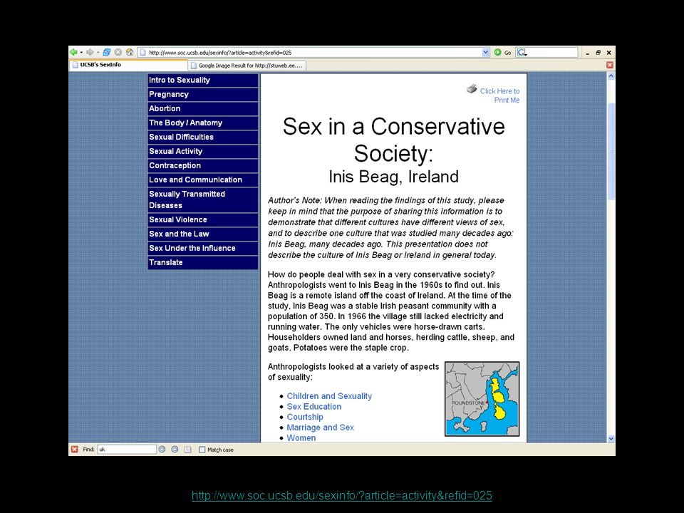 http://www.soc.ucsb.edu/sexinfo/ article=activity&refid=025