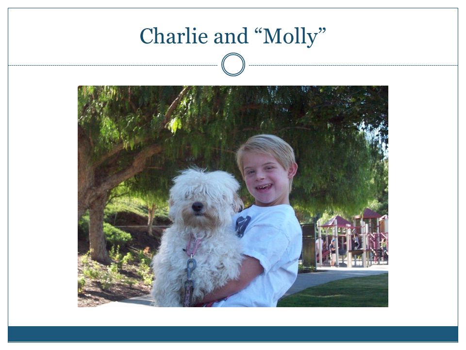 Charlie and Molly