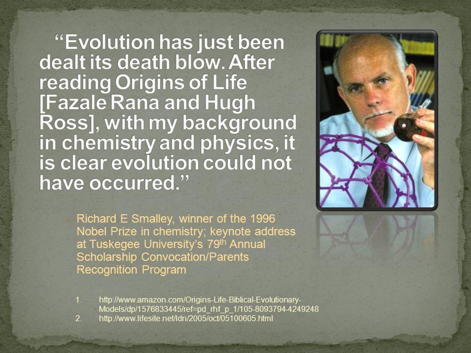 1.http://www.amazon.com/Origins-Life-Biblical-Evolutionary- Models/dp/1576833445/ref=pd_rhf_p_1/105-8093794-4249248 2.http://www.lifesite.net/ldn/2005/oct/05100605.html