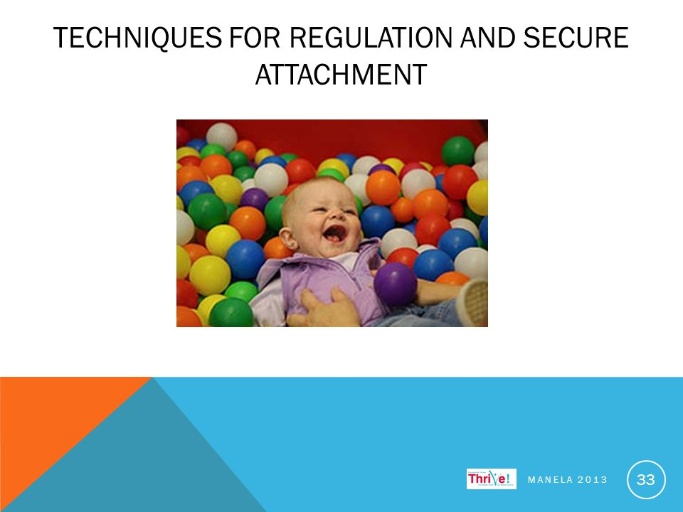 TECHNIQUES FOR REGULATION AND SECURE ATTACHMENT MANELA 2013 33