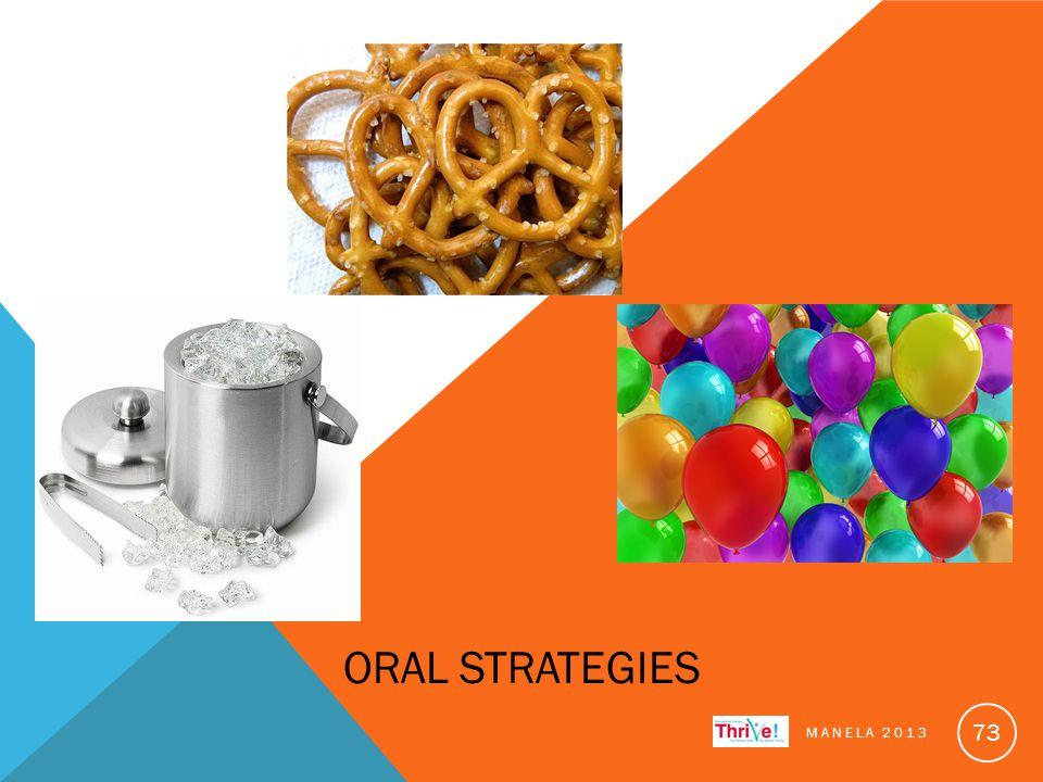 ORAL STRATEGIES MANELA 2013 73