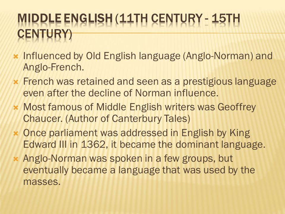  Rooted from Great Vowel Shift, as well as influenced by London-based dialect which government and administration spoke.