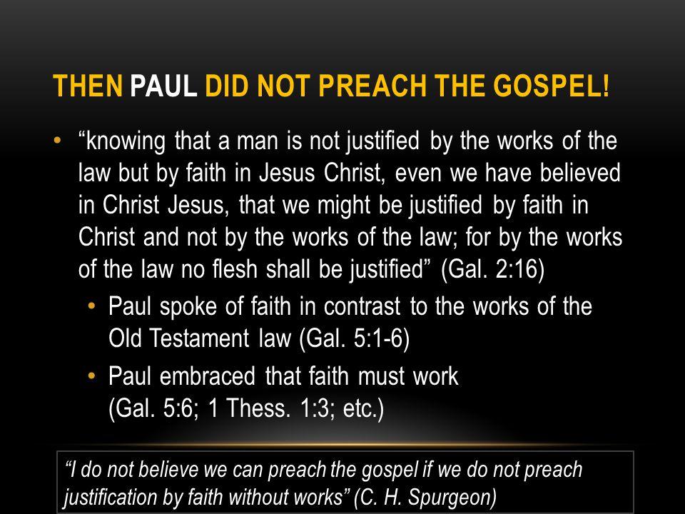 THEN JUDE DID NOT PREACH THE GOSPEL.