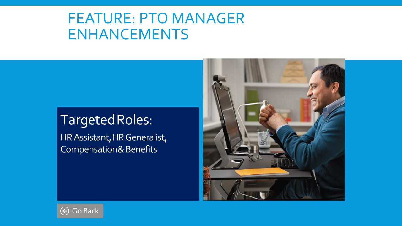 FEATURE: PTO MANAGER ENHANCEMENTS