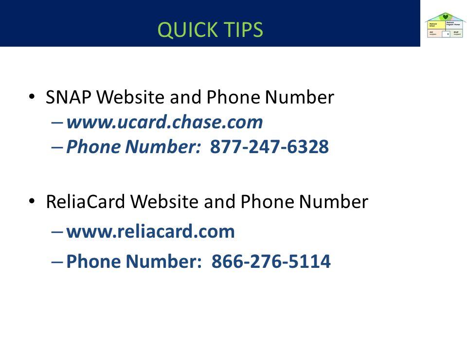 Access Nebraska Website www.ACCESSNebraska.ne.gov NMES Line 1-877-255-3092 402-471-9580 QUICK TIPS