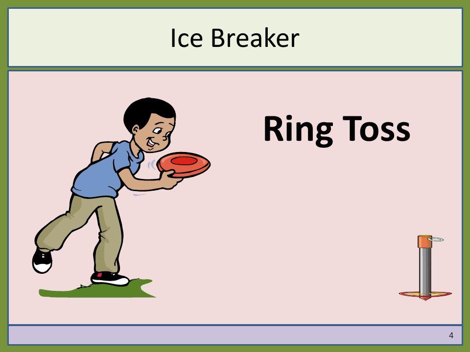 Ice Breaker 4 Ring Toss