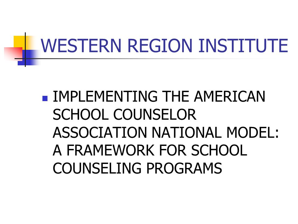 Responsive Services Designed to meet students' immediate needs Individual, group, and crisis counseling Consultation, referral, mediation, information ASCA Page 42Audit Page 114
