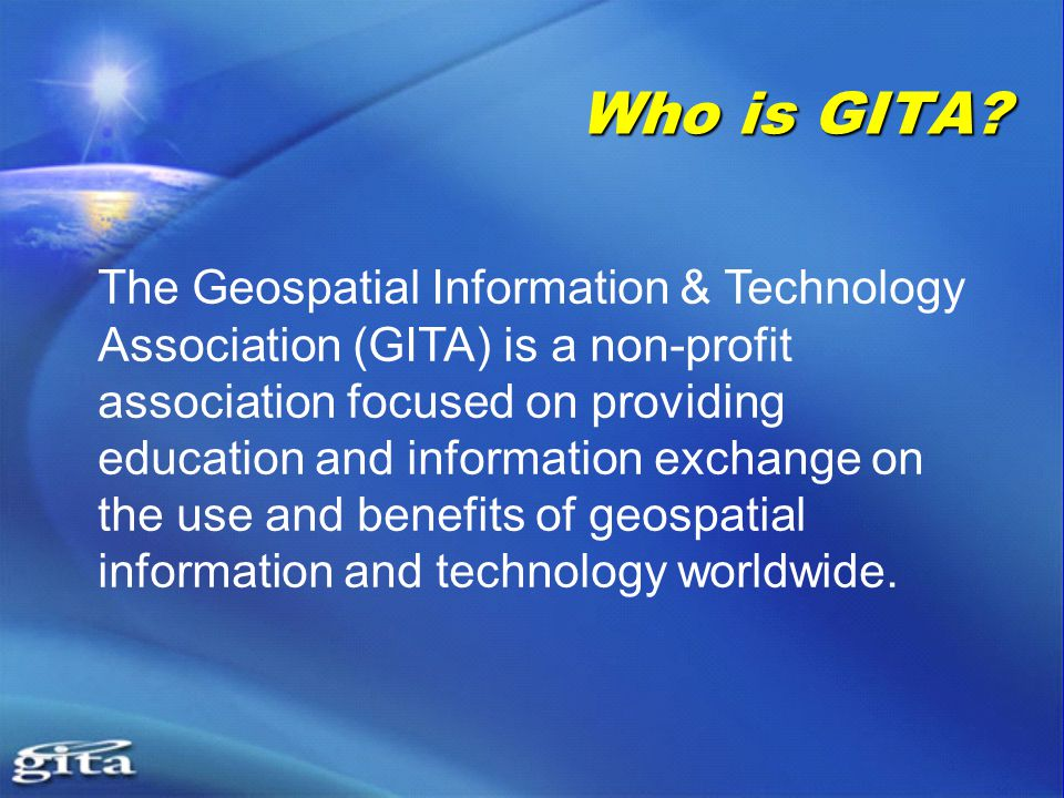Who is GITA.
