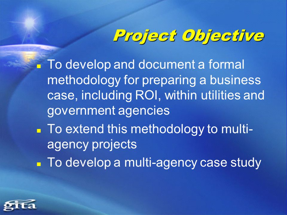 Case Study Development Case study selected from pool of original studies WA-Trans chosen to cover a range of applications, benefits and costs Refined templates and approach In-depth interviews with participating agencies Financial analysis based on individual and combined business cases