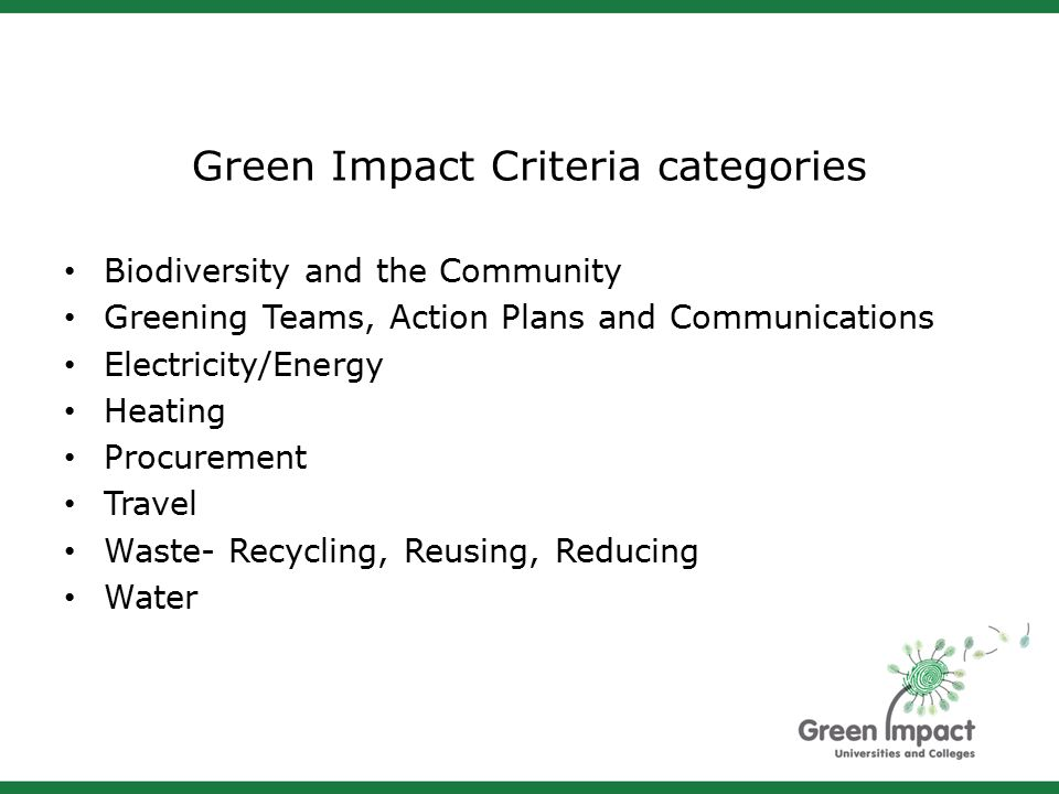 How can the Green Impact Project Officer support Green Impact teams.