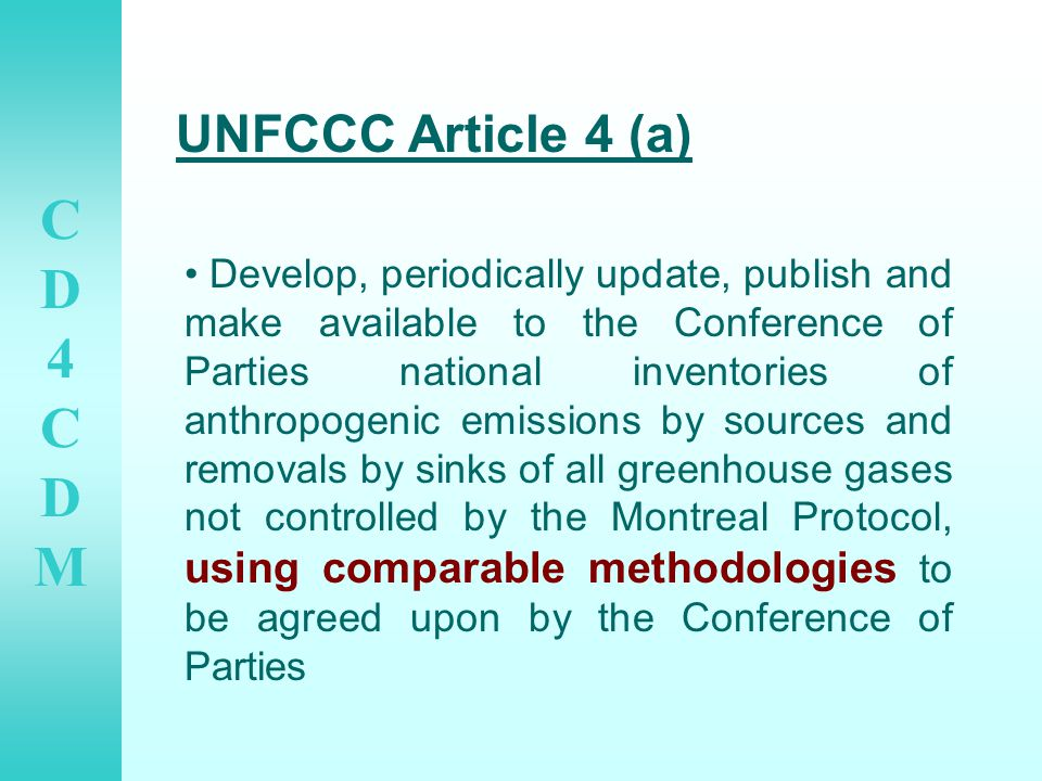 CD4CDMCD4CDM Prefixes, Conversion Factors and Acronyms Revised 1996 IPCC Guidelines for National GHG Inventories: Reporting Instructions, page INTROD.4