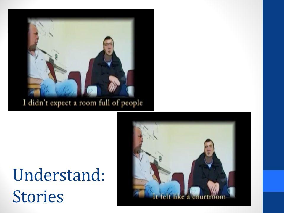 Understand: Stories