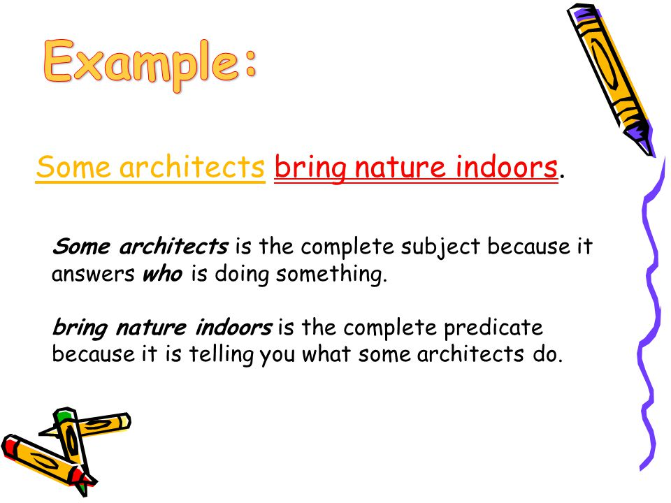 Some architects bring nature indoors.