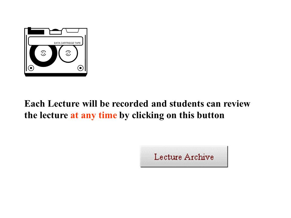 A full set of the lecture slides with notes are available online by clicking on this button