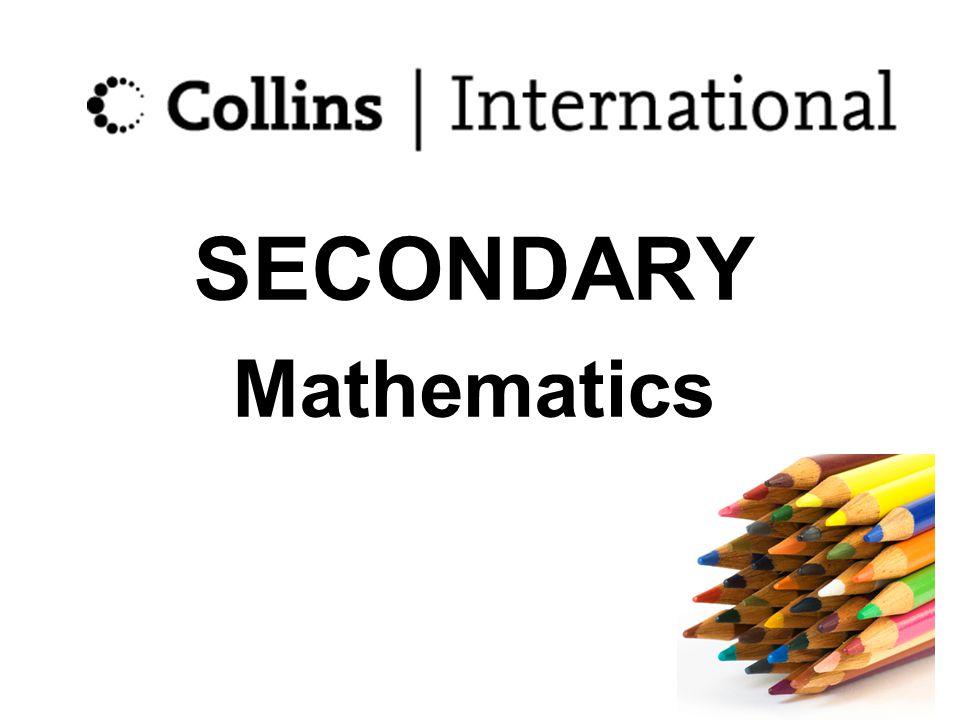 SECONDARY Mathematics