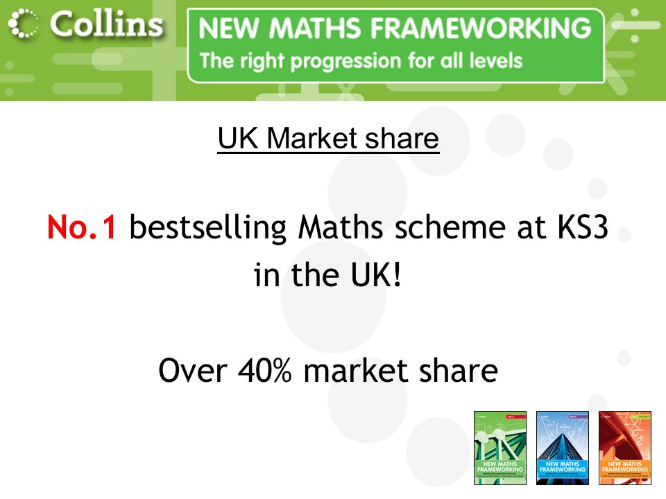 New Maths Frameworking for Key Stage 3: Age 11-14 (2 Year Scheme of work available)