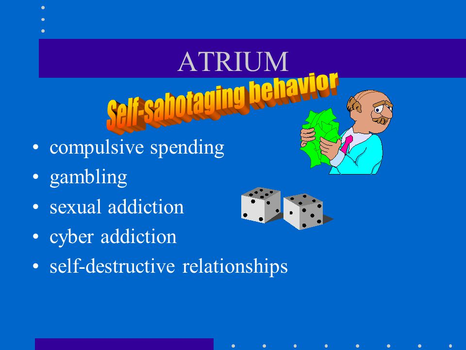ATRIUM Post-traumatic stress disorder (PTSD) Anxiety Depression Psychotic episodes Personality disorders Relational challenges