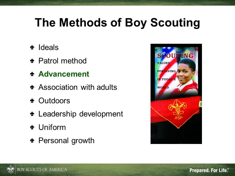 Official Sources for Guidance Current editions of: Guide to Advancement Eagle Scout Service Project Workbook Boy Scout Requirements Guide to Safe Scouting Age Guidelines for Tool Use and Work at Elevations or Excavations