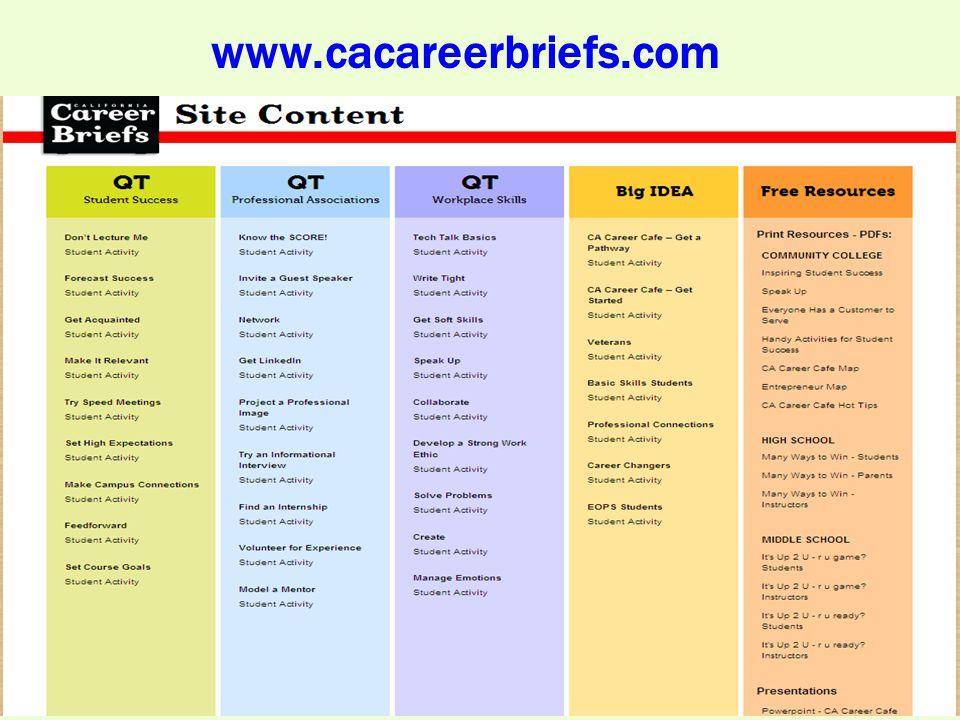 www.cacareerbriefs.com