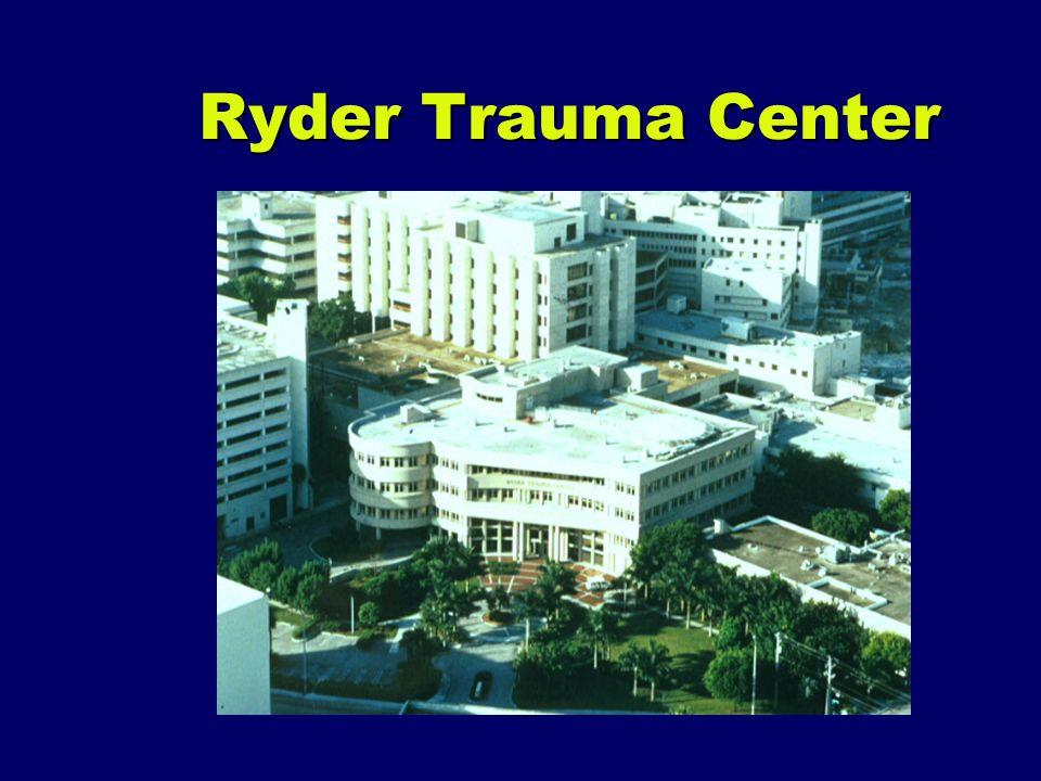 Ryder Trauma Center Ryder Trauma Center