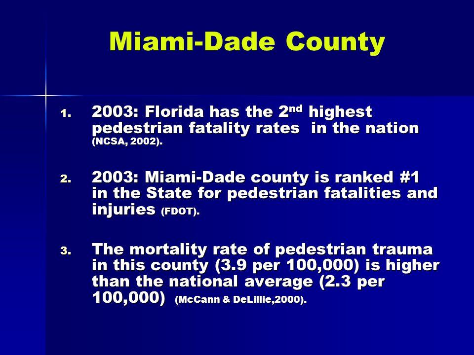 Miami-Dade County 1.