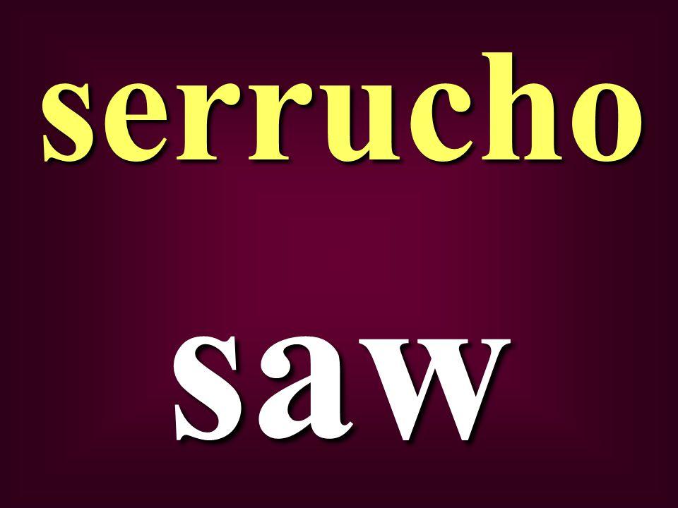 sawserrucho