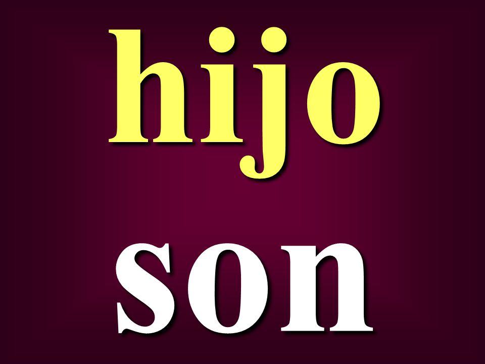 son hijo