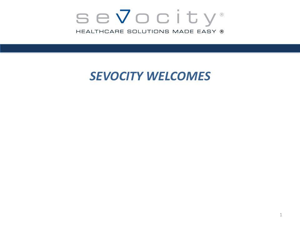 SEVOCITY WELCOMES 1