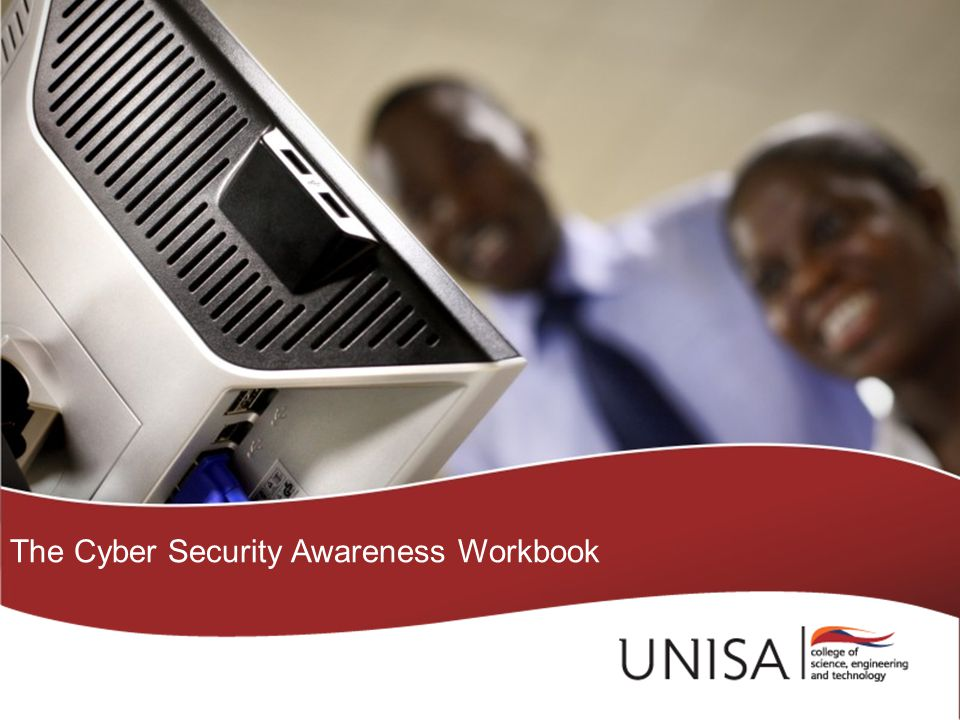 The Cyber Security Awareness Workbook