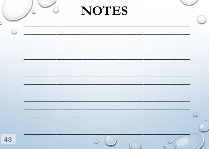 NOTES _________________________________________________________ _________________________________________________________ ____________________________