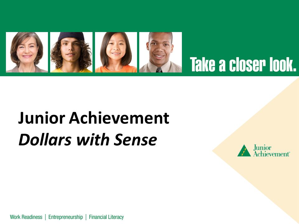 MISSION AND VALUES Mission To inspire and prepare young people to succeed in a global economy Values With over 55 years of experience in Canada, Junior Achievement (JA) has influenced millions of youth to help achieve their dreams.