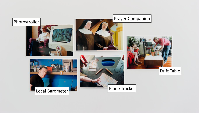 Photostroller Prayer Companion Drift Table Plane Tracker Local Barometer