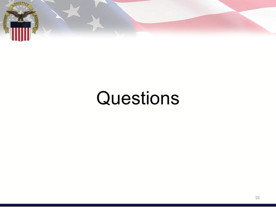 Questions 16