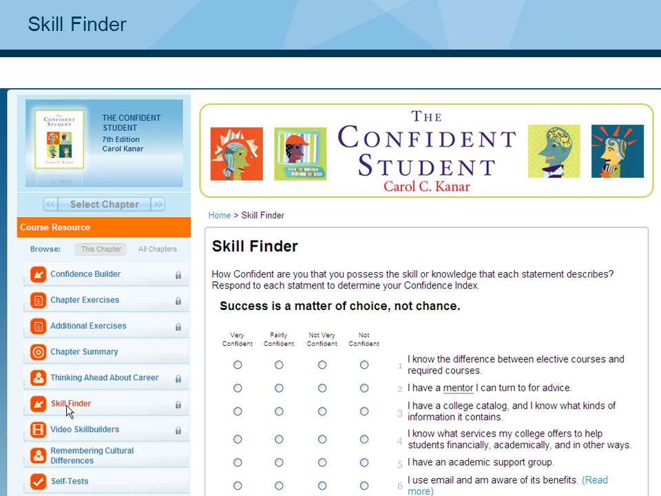 Skill Finder