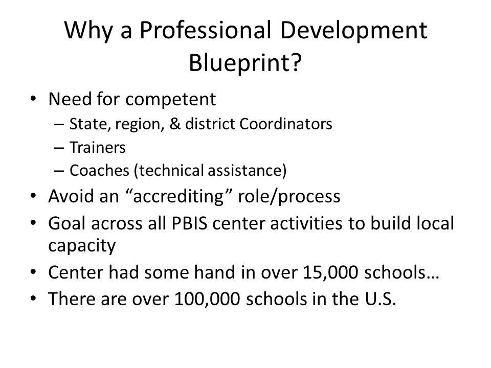 School wide positive behavior support professional development why a professional development blueprint malvernweather Images