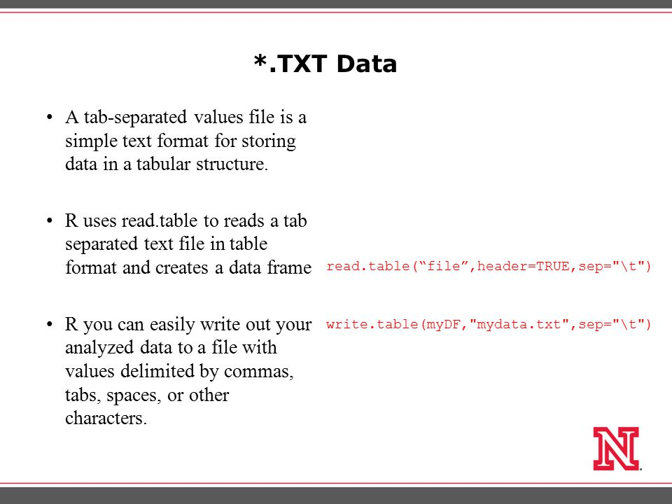 *.CSV Data The comma separated values format (CSV) (is also called as character-separated values) A comma-separated values (CSV) file stores tabular data (numbers and text) in plain- text form.