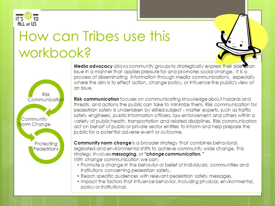 How can Tribes use this workbook.