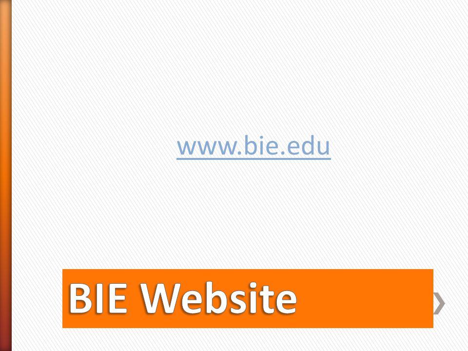 www.bie.edu