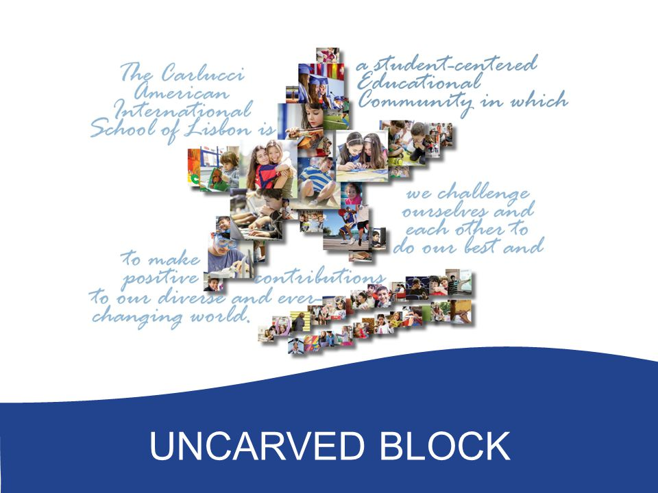 UNCARVED BLOCK